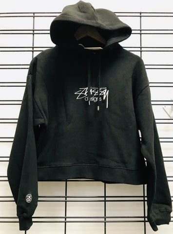 Stussy Stock BRF Hood ST197309 Black Famous Rock Shop Newcastle 2300 NSW Australia