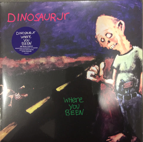 Dinosaur JR Where You Been Expanded Edition Limited Blue 2LP Vinyl