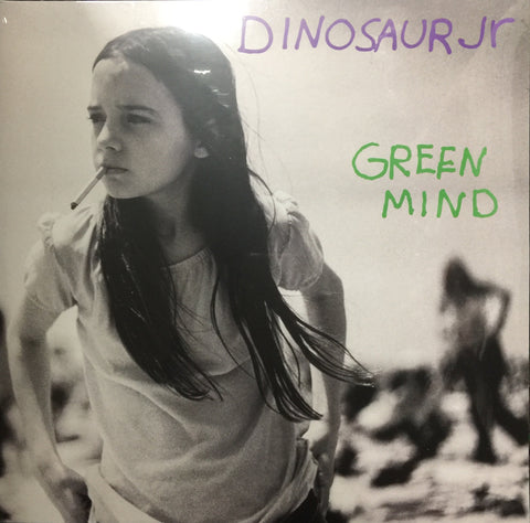 Dinosaur Jr Green Mind Deluxe Expanded Edition Limited 2LP