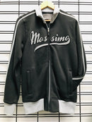 Mossimo Trojan Zip Thru Men's Jumper Steel