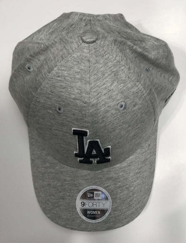 New Era Los Angeles 9Forty Women's Adjustable Cap Grey 11587430