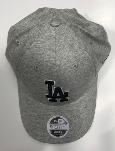 New Era Los Angeles 9Forty Women's Adjustable Cap Gray 11587430