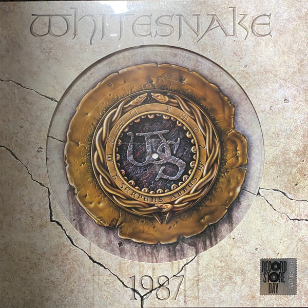 Whitesnake Picture Record Stone Day Exclusive Vinyl Record