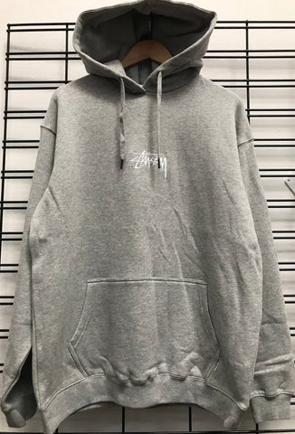 Stussy Stock Hood True Grey Marle ST095202 Famous Rock Shop Newcastle 2300 NSW Australia