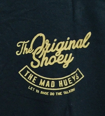The Mad Hueys Original Shoey Short Sleeve Tee H419M01011