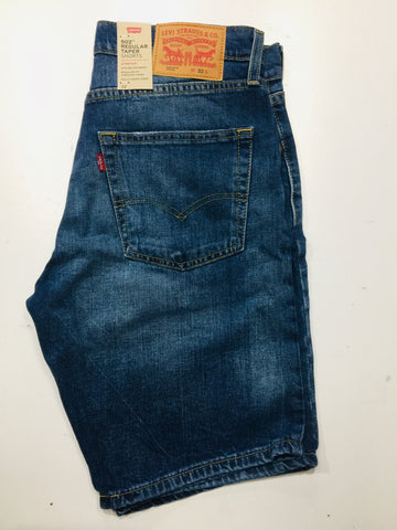 Levi's 502 Taper Hemmed Short Billy Short
