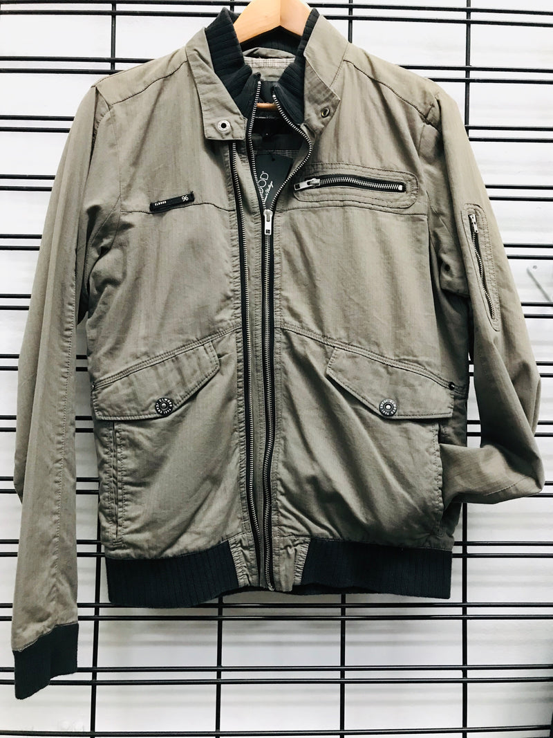 Elwood Shoreditch Men's Jacket Gunmetal M0920970 Famous Rock Shop Newcastle 2300 NSW Australia