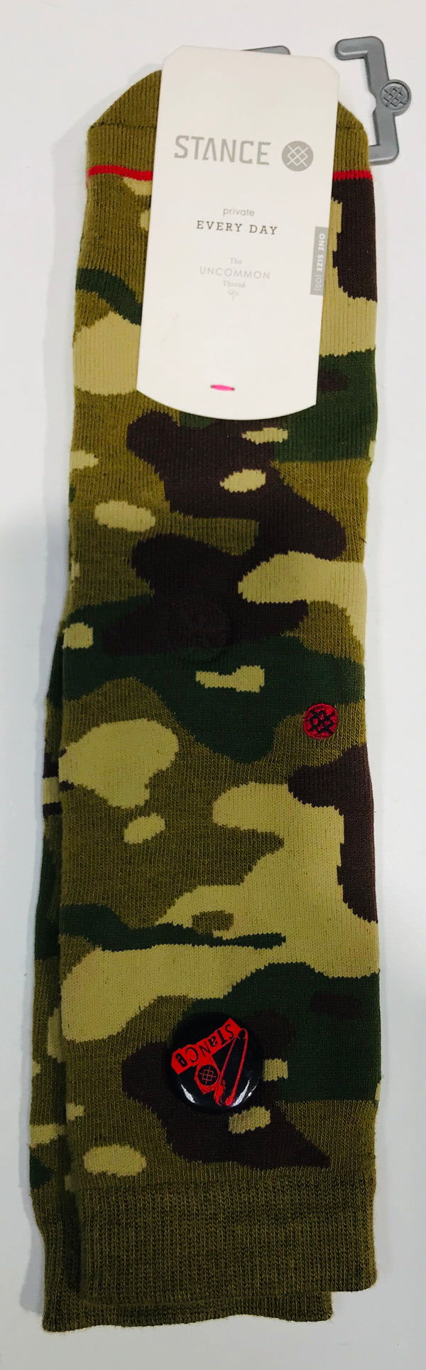 Stance Private Army Camo Crew Socks