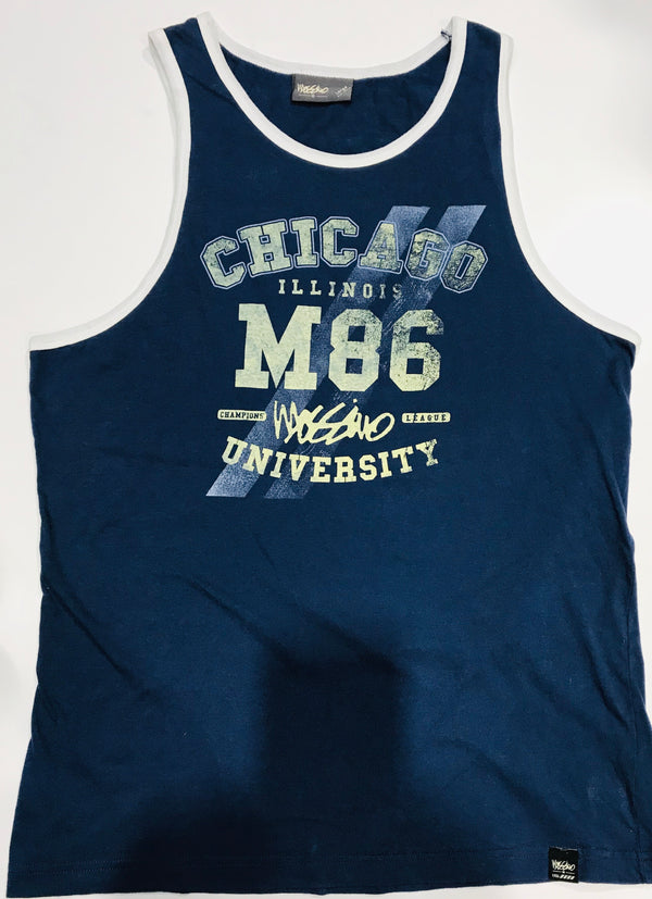 Mossimo Chicago Illinois University M86 Tank
