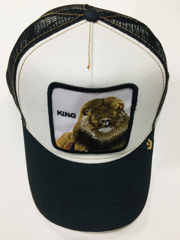 Goorin Bros King Black 1SFM Trucker Caps