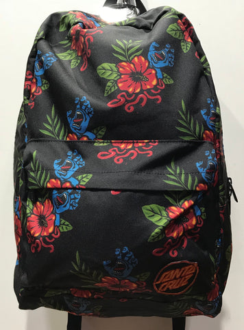 Santa Cruz Vacation Back Pack Black SC-MAD8050 Famous Rock Shop Newcastle 2300 NSW Australia