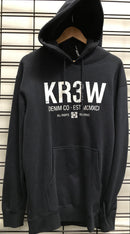 KR3W Denim Co MCMXCI Men's Navy Hoodie