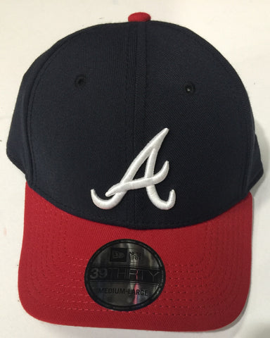 NEW ERA 39THIRTY 3930 ATLBRA Navy Red