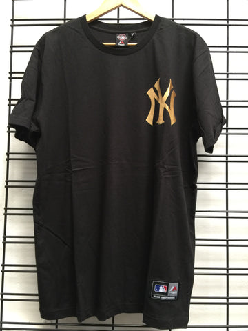 Majestic Athletic MLB NY Yankees Chesney Tee Black