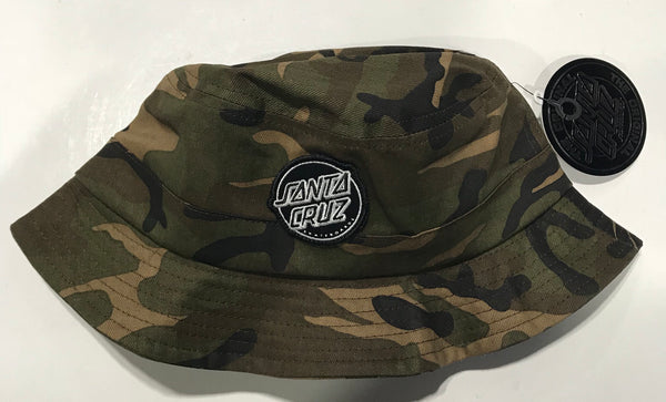 Santa Cruz Aptos 2 Bucket Hat Camo SC-MCD8045