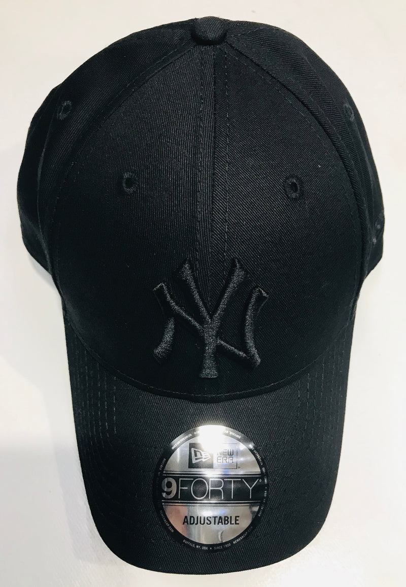 New Era 9Forty New York Yankees Black Cap Famous Rock Shop Newcastle, 2300 NSW Australia