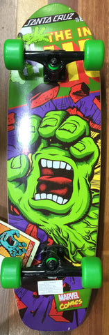 Santa Cruz Skateboard incredible hulk Famous Rock Shop Newcastle 2300 NSW Australia