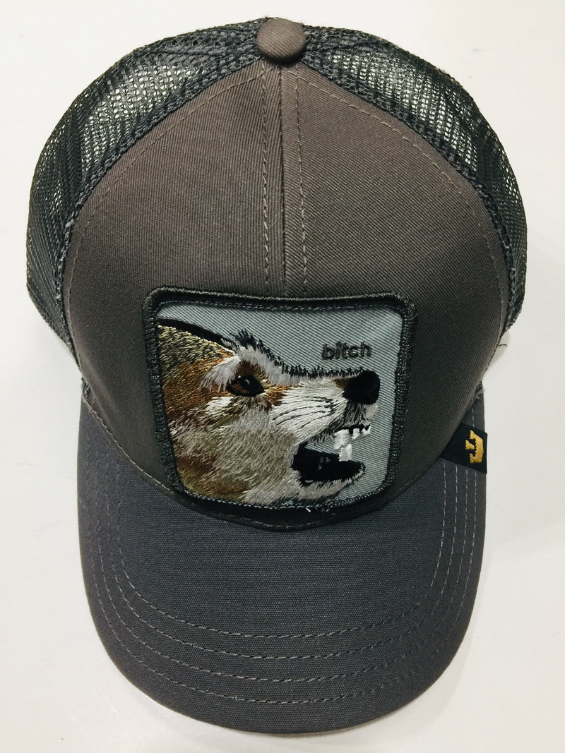 Goorin Bros Lassy Grey 1SFM Trucker Caps
