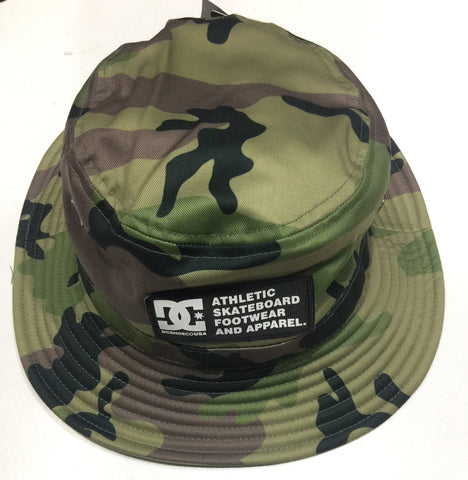 DC Shoes Sonams Bucket hat Camo