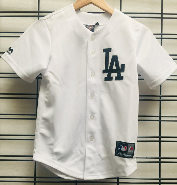 Majestic Athletic MLB LA Dodgers Kids Repica Baseball Jersey White 7K3B7MAR5 Famous Rock Shop Newcastle, 2300 NSW. Australia.