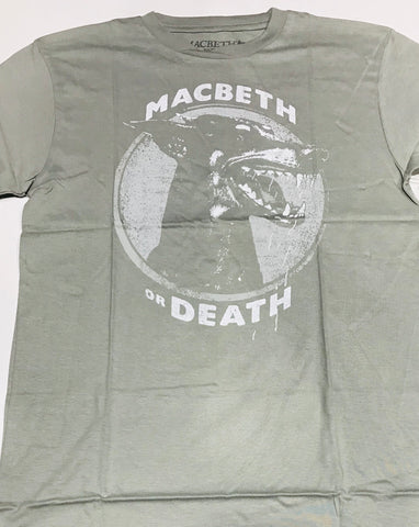 Macbeth Doberman Grey