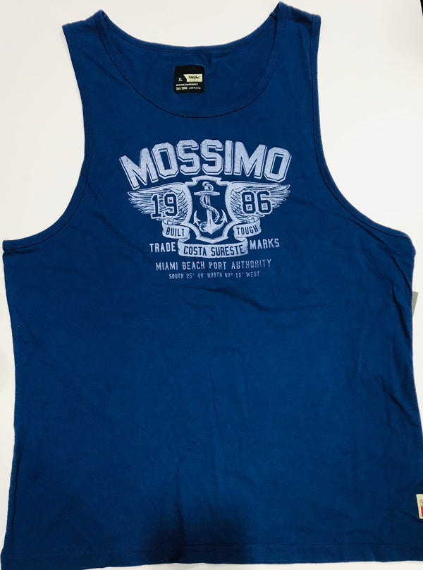 Mossimo Costa Tank Royal Navy OM21EB