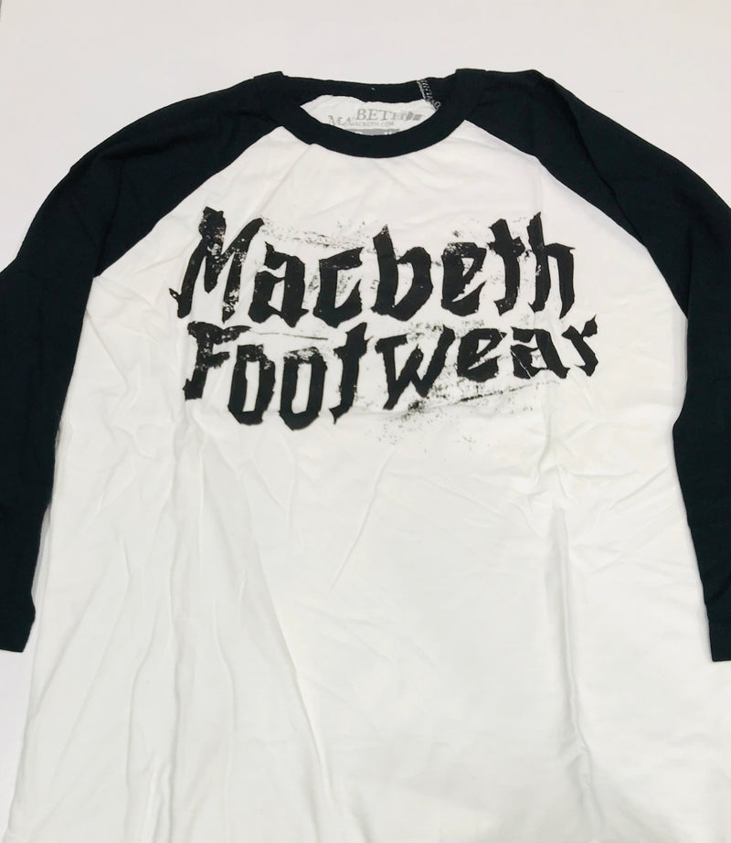 Macbeth Punk White and Black