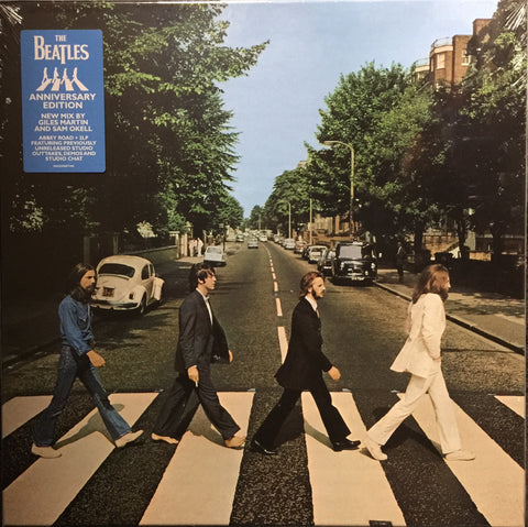The Beatles 50th Anniversary Celebrating Of ABBEY ROAD 3LP'S VINYL Only