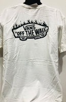 Vans Thrasher Magazine Pocket White Men's T-Shirt