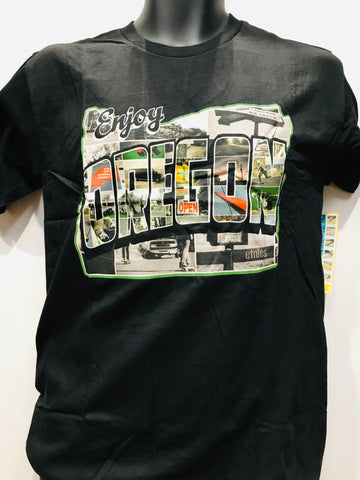 Etnies Enjoy Oregon S/S Tee Black