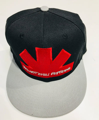 Red Hot Chili Peppers Asterisk Snapback Cap