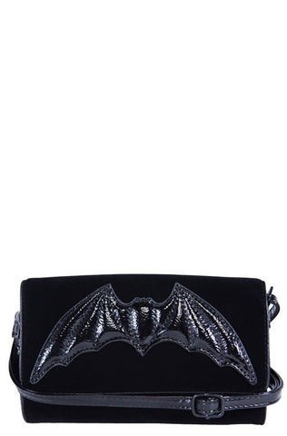 Night Stalker Clutch Bag
