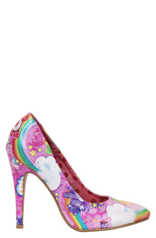 Care Bears Point Heel