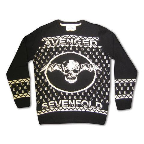 Avenged Sevenfold Jumper: Deathbat