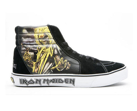 Vans Iron Maiden Killer SK-8 Hi Sneakers