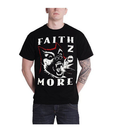 Faith No More 'King For The Day Vintage Dog' T-Shirt Men's