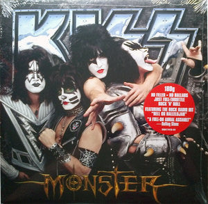 Kiss - Monster Vinyl Imported Version