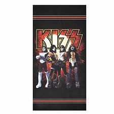 KISS Jumbo Beach Towel 001