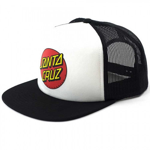 Santa Cruz Classic Dot Youth Trucker Famous Rock Shop 517 Hunter Street Newcastle 2300 Australia