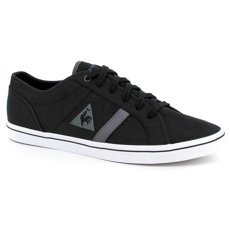 Le Coq Sportif Aceone CVS Black Charcoal Famous Rock Shop Newcastle 2300 NSW Australia