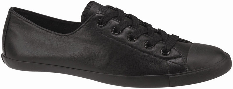 Converse Light Leather Ox Black/Black