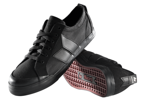 Macbeth Eliot Black Black Canvas Nylon