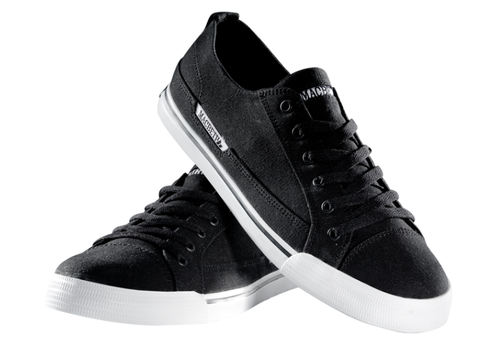 Macbeth Matthew Black White Canvas