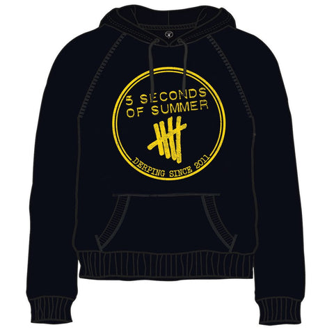 5 Second of Summer Hoodie: Derping Stamp