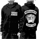 Metallica Hoodie Dealer - Unisex Zip Famous Rock Shop Newcastle, 2300 NSW Australia