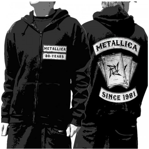 Metallica Hoddie Dealer - Unisex Zip