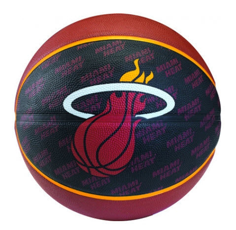 Spalding Miami Heat Team Ball
