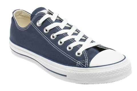 Converse Ox Navy Canvas Lo M9697 Canvas Chuck Taylor All Star Sneakers