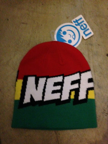 Neff Cartoon Beanie Rusta