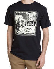Obey C'Mon Everybody Black T-Shirt